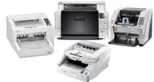 Document Imaging Scanners