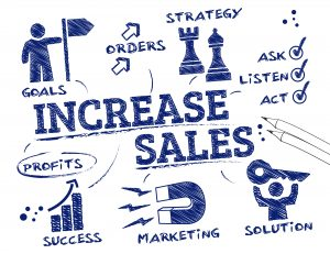 Business consulting for sales and marketing strategies